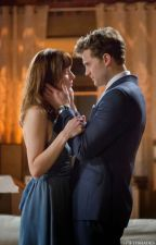 True love - Christian Grey and Ana Steele by A_C000
