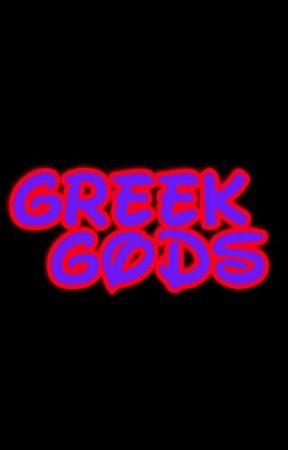 Greek Gods by joycepalon