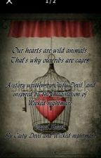 Caged Heart. (Naruto fan fiction) colab with @Wicked_nightmare by caity-devil788