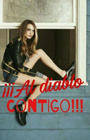 ¡¡¡Al Diablo Contigo!!!  by Peace231mj