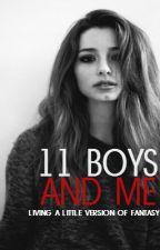 11 BOYS AND ME by meiyoww