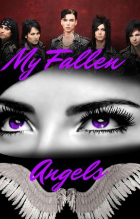 My Fallen Angels (Black Veil Brides Fan Fic) by Glitterbaby2016