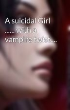 A suicidal Girl ...... with a vampire twist.... by Its-Charr