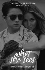 What She Sees (KN Castillo Series #4) by imwonderfullylost