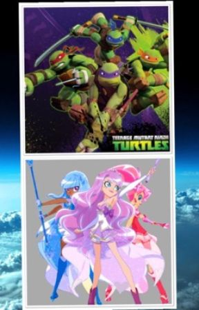 Tmnt and Sweetie Rock  by 1567034cat