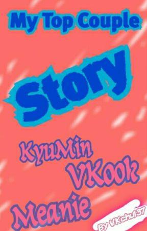 KyuMin VKook MinWon - Daily Life by VKchu137