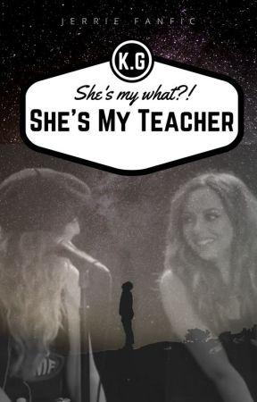 She's My Teacher (Jerrie) by gloriousperrie_