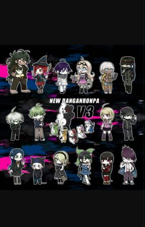 DRV3 Ask or Dares with Me! by SpeedyGonzalesOC