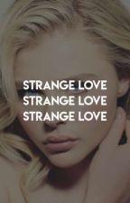STRANGE LOVE ◽ HARRISON OSTERFIELD by jeffdeservedbetter