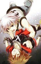 Sora X Riku  by Lemons4thelonely