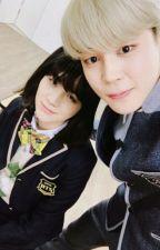 Ketua kelas & Anak baru by Cherry-Jung