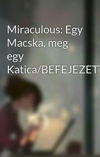 Miraculous: Egy Macska, meg egy Katica/BEFEJEZETT/ by Annalulu32