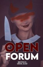 Open Forum by Undead_Blood