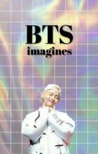 BTS imagines [CZ] by Klariss24