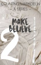 make believe; mark + koeun by stankoeun