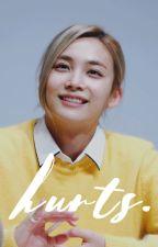 hurts × yoon jeonghan by waejunhui
