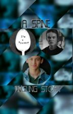 A Spine-Tingling Story - TDG Fanfic by IlluminousTransMan