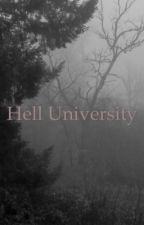 HELL UNIVERSITY by EYYA_PANDA