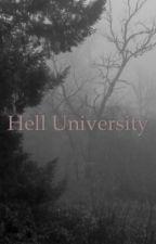 HELL UNIVERSITY by EYYA_PANDA