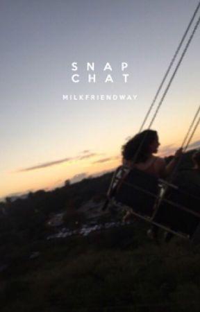 Snapchat ; cd by milkfriendway