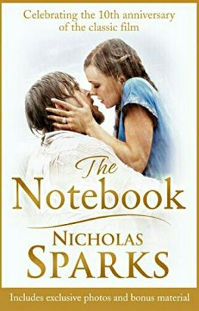 The Notebook by maryjaneO_