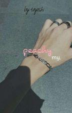Peachy ㅡ pjm x myg [FICLET] by teyoshi