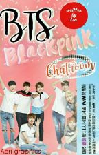 BTS and BLACKPINK [ChatRoom] by Icaxca