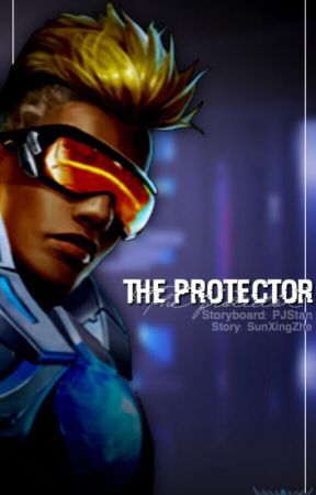 The Protector ( MLBB Lore ) by nullion