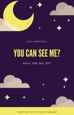 Đọc truyện [longfic]   soonhoon   you can see me?