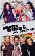 Little Mix & One Direction  by -perrielee