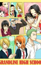 One Piece Highschool by OnePeaceYT