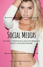 Social Medias|| Ivan Martínez by hayesado