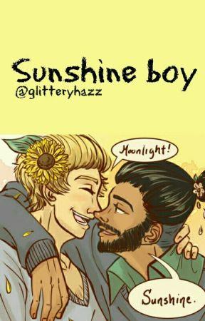 Sunshine boy; z.h《Propuesta》 by -glitteryhazz