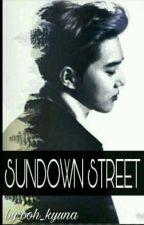 شارع المغيب | Sundown Street   by ooh_kyuna