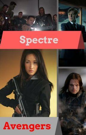 Spectre (Bucky Barnes pairing)(Marvel - Avengers) by insaneredhead