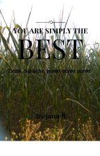 You are simply the Best! Zitate, Sprüche, Punkt Punkt Punkt by jana_fl