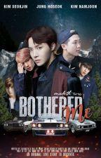 Bothered Me : + Jung Hoseok ; Kim Seokjin ; Kim Namjoon #BTSAwards2017 by -miggo-