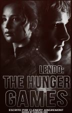 Lendo: The Hunger Games by Clenery