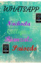 🔺WHATSAPP🔻♥🔺CELLIGNA🔻♥🔺NACHOELA🔻♥🔺BIANZALO🔻♥🔺PAIOEDO🔻 [PAUSADA] by 111nutella111