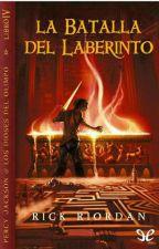 Percy Jackson y La Batalla Del laberinto. by KaarenAyleen