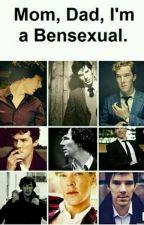 Las hartas imágenes del Benito Cumberbatch 😍😜 by TabataLaLoca