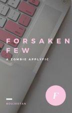 Forsaken Few - zombie af by BOUJEETAN