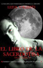 El libro de la Sacerdotisa (Saga Vanir II) by JULIDAVILA