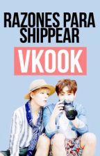 Razones para shippear Vkook/Taekook/Kookv by lxvekyu