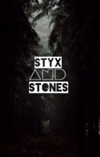[Styx & Stones] ~ [Newt Scamander] by Potterhead155