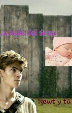 La bebé del área (Newt y tú)  by magicreator