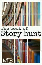 The book of Story hunt by WritersInspiration8