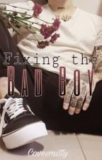 Fixing the Bad Boy{Persues Jackson} by RosettaSteel