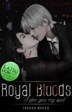 Royal Bloods [ Yuri!! on Ice Fanfic] by IvonneNovoa