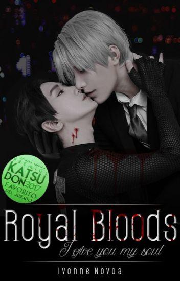 Royal Bloods [ Yuri!! on Ice Fanfic]
